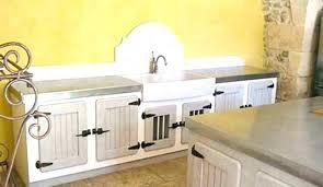 recouvrir meuble de cuisine meuble cuisine zinc meuble cuisine bois et zinc recouvrir meuble de