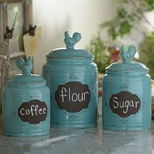 turquoise kitchen canisters kitchen canisters canister sets kirklands