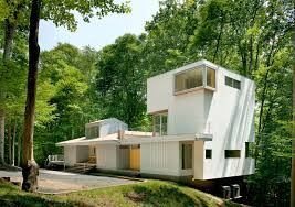 forest house kube architecture