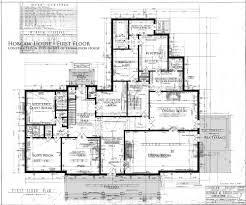 3 ground floor plan floorplan house home stock vector 74222734