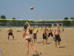 ottawa outdoor volleyball petrie island bitcoin airbitz