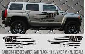 Flag Car Decals Category Hummer Decals Stickers
