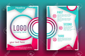 layout template en français brochure design layout template front page and back page