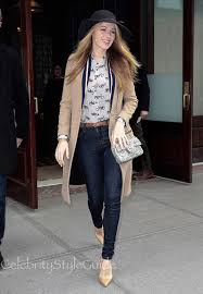 blake lively on celebrity style guide