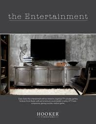 Entertainment Center With Bookshelves Product U0026 Furniture Collection Catalogs Hooker Furniture