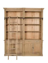 Provincial Bookcase Classic Designed Style Library Bookcase Living Room Furniture