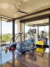 Home Gyms That Will Inspire You To Sweat Photos Architectural - Home gym interior design