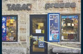 bureau de tabac bourg en bresse faits divers braquage du tabac presse les commerçants du bourg