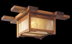 Craftsman Style Ceiling Light Craftsman Ceiling Lights R Lighting