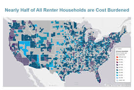 average cost of rent interactive maps joint center for housing studies harvard