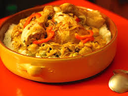 cuisine malienne mafé poulet yassa recipe senegalese chicken with onions and lemon