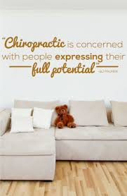 145 best reception images on pinterest receptions wall stickers chiropractic is concerned with people expressing their full potenial bj palmer chiropractor wall decal