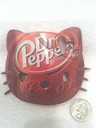 dr pepper hello skull mask rearview mirror ornament ebay