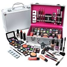 makeup artist box beauty make up set vanity 60pcs cosmetics
