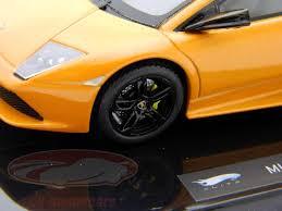 Lamborghini Murcielago Orange - ck modelcars p4884 orange lamborghini murcielago lp640 1 43