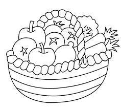healthy plate coloring page 500 best food drink and cooking coloring pages images on
