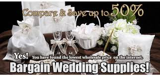 wedding supplies online wholesale wedding supplies buy wedding cups glasses pillows