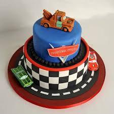 cars birthday cake decorating ideas decorating of party