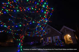 Outdoor Chrismas Lights Outdoor Light Ideas To Make The Season Sparkle