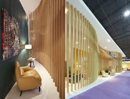 yataş grup enza home stand by yerce architecture at ismob 2015