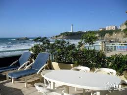 chambre d hote biarritz vue sur mer location appartement à biarritz iha 63090