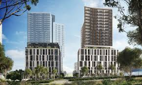 Mirvac Homes Floor Plans by Mirvac U0027s 292m Residential Development At Sydney Olympic Park
