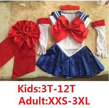 Sailor Moon Halloween Costume Compare Prices Sailor Moon Costumes Adults Shopping