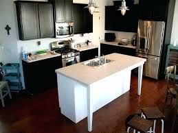 pictures of kitchen islands with sinks island sinks kitchen island kitchen sink wont drain givegrowlead