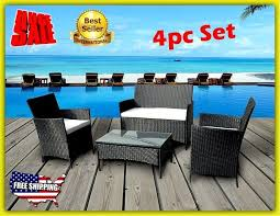 Sale Patio Furniture Sets by Best 25 Wicker Patio Furniture Clearance Ideas On Pinterest