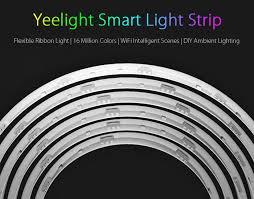 ribbon light original xiaomi yeelight smart light 28 99 online shopping