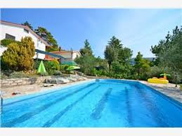 croatia apartments and houses with pool accommodation with pool