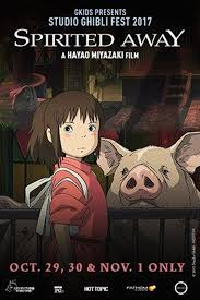 ghibli film express spirited away studio ghibli fest 2017 east bay express