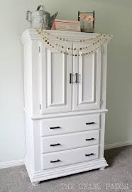Armoire Changing Table The Craft Patch The Glorious Fabric Storage Armoire