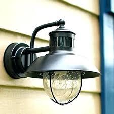 best exterior motion sensor lights motion sensor porch light exterior light fixtures motion sensor
