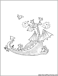 puff the magic dragon coloring pages puff the magic dragon