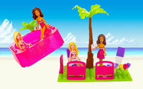 barbie build u0027n style beach house mega bloks toys for girls
