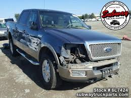 used parts 2004 ford f150 xlt lariat 5 4l 4x4 subway truck parts