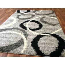 Brown And White Area Rug Grey And White Area Rugs Surya Vogue Grey White Area Rug