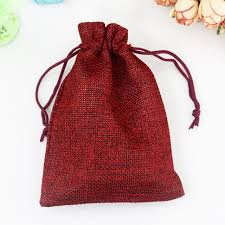 drawstring gift bags 50pcs jute bag 10 14cm drawstring gift bag wedding