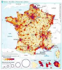 Population Density Map United States by France Population Density Maps U0026 Data Pinterest