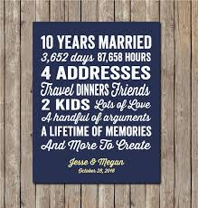 10th anniversary gift ideas for him 10 year wedding anniversary gift ideas for him 25 unique 10th 10th