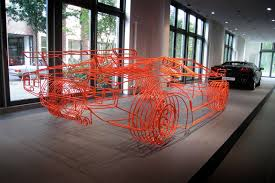 lamborghini showroom wireframe artwork lamborghini countach sold at auction