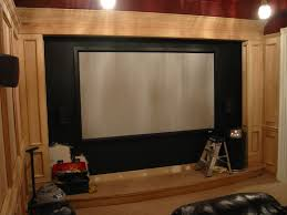 small home theater room ideas round shape stars looks led lights