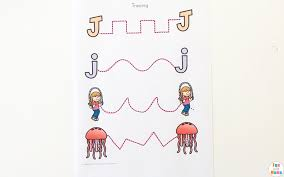 letter j activities for preschool kindergarten pack fun with mama