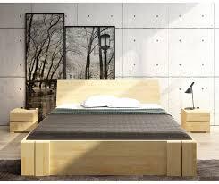 letto cassetti letto in legno vestre in pino con cassetti vivere zen