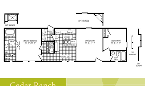 single home floor plans 26 delightful 2 bedroom 2 bath single wide mobile home floor plans