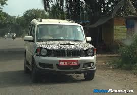 scorpio car new model 2013 mahindra testing 2015 scorpio facelift all india