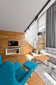 scandinavian interior design in a beautiful small apartment