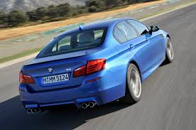 first bmw m5 car u0026 driver obtained better acceleration time for the bmw m5