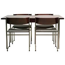rosewood dining set by cees braakman for pastoe at 1stdibs